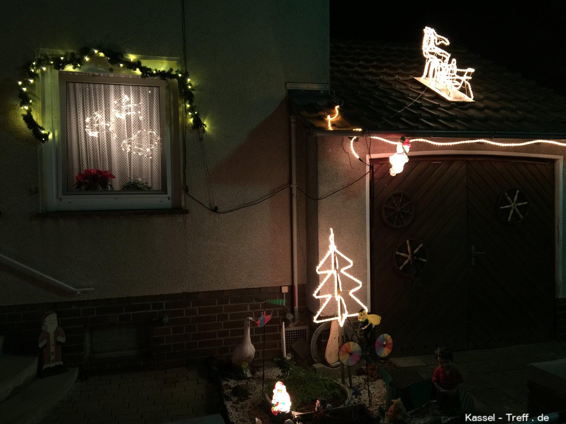 Weihnachtsbeleuchtung Forum.Weihnachtsbeleuchtung Am Haus Kassel Nordhessen Forum
