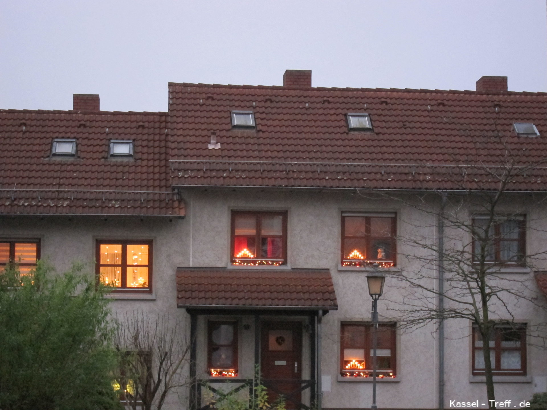 Weihnachtsbeleuchtung Forum.Weihnachtsbeleuchtung In Fenstern Kassel Nordhessen Forum